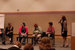 Fishbowl discussion at Grace Hopper Celebration 2011